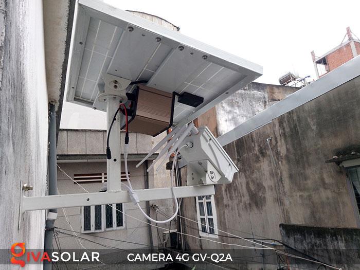 Camera sử dụng năng lượng mặt trời 4g GV-Q2A 3