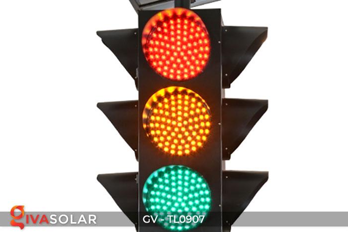 Đèn báo giao thông năng lượng mặt trời GV-TL0907 14