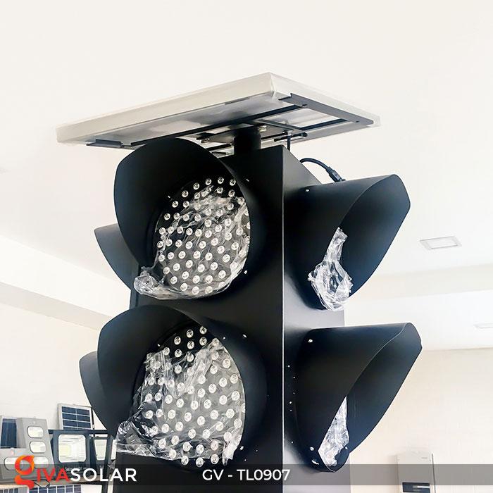 Đèn báo giao thông năng lượng mặt trời GV-TL0907 16