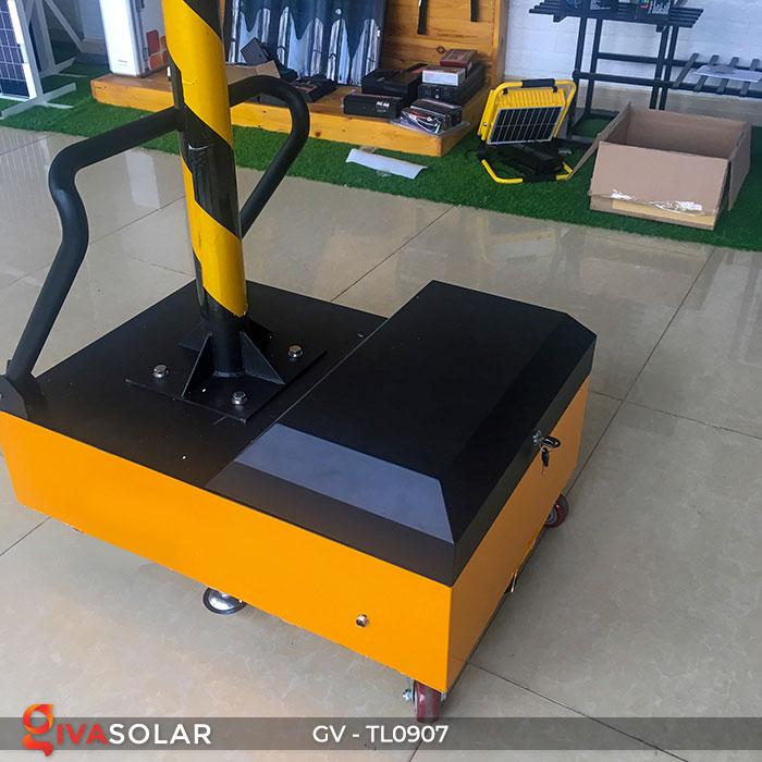 Đèn báo giao thông năng lượng mặt trời GV-TL0907 17