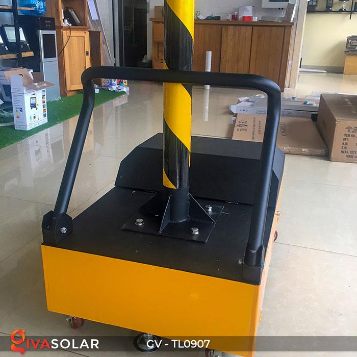 Đèn báo giao thông năng lượng mặt trời GV-TL0907 18