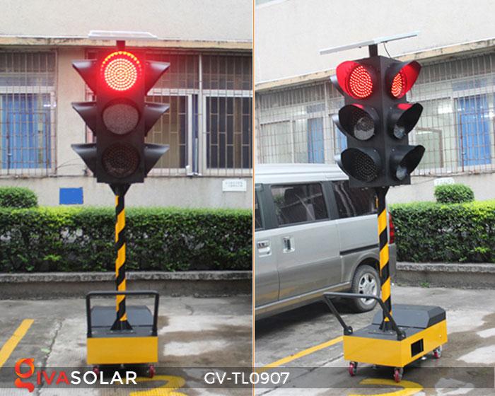 Đèn báo giao thông năng lượng mặt trời GV-TL0907 6