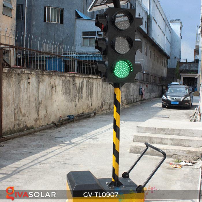 Đèn báo giao thông năng lượng mặt trời GV-TL0907 8