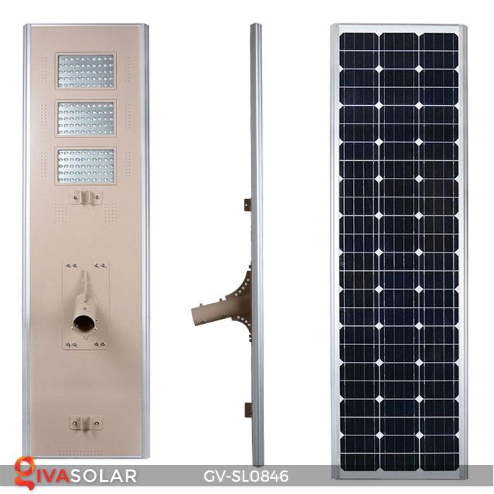 Đèn đường cao cấp năng lượng mặt trời GV-SL0846 2