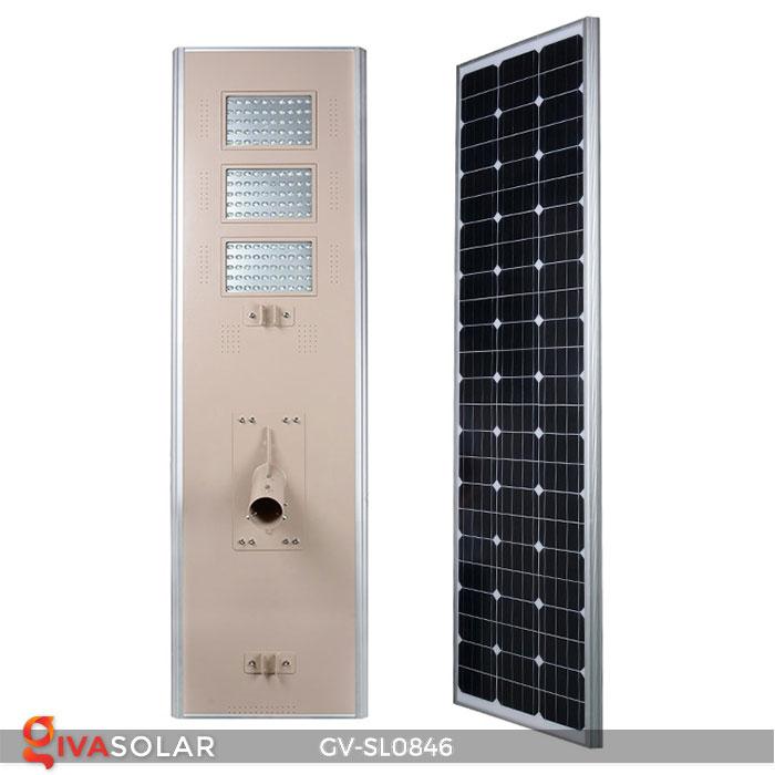 Đèn đường cao cấp năng lượng mặt trời GV-SL0846 3