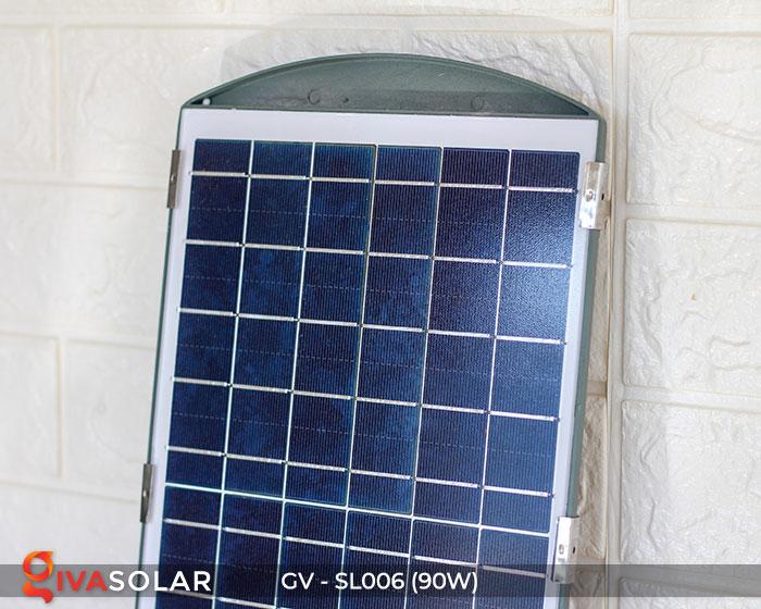 Đèn đường LED chạy năng lượng mặt trời GV-SL006 11
