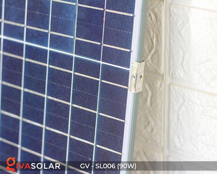 Đèn đường LED chạy năng lượng mặt trời GV-SL006 12