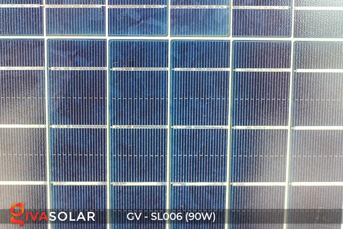 Đèn đường LED chạy năng lượng mặt trời GV-SL006 13