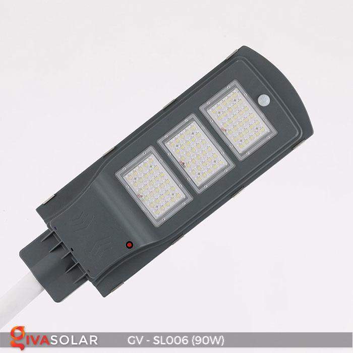 Đèn đường LED chạy năng lượng mặt trời GV-SL006 16