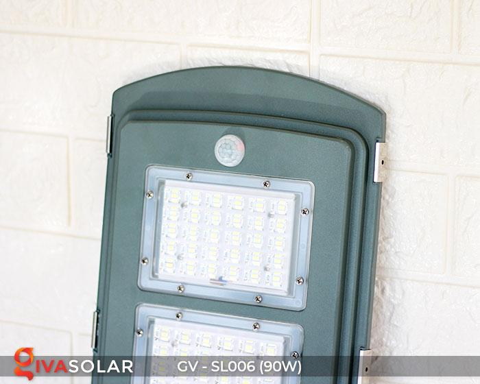 Đèn đường LED chạy năng lượng mặt trời GV-SL006 2