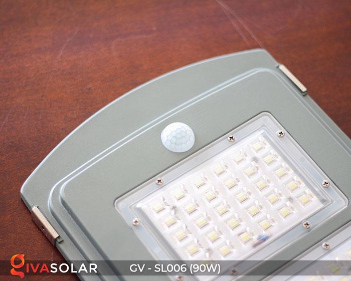 Đèn đường LED chạy năng lượng mặt trời GV-SL006 3