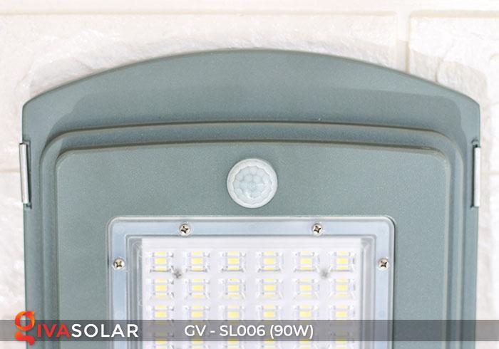 Đèn đường LED chạy năng lượng mặt trời GV-SL006 4
