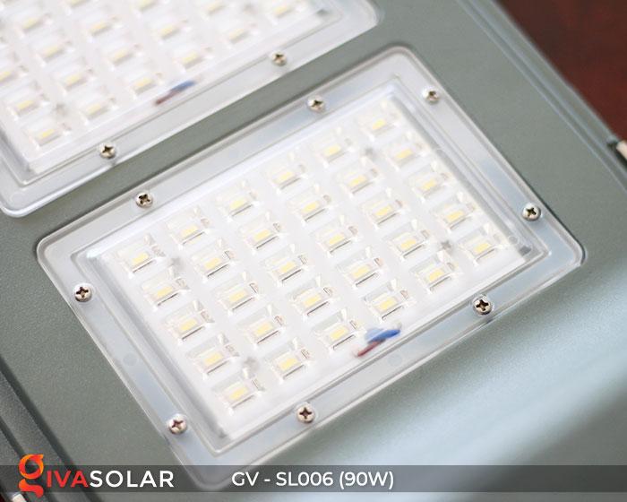 Đèn đường LED chạy năng lượng mặt trời GV-SL006 5