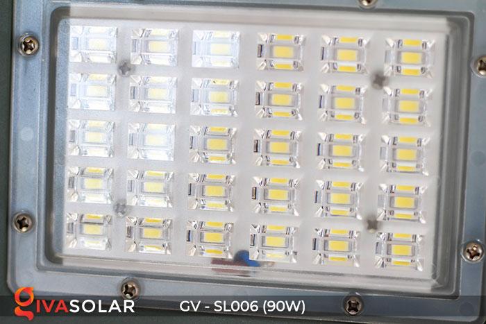 Đèn đường LED chạy năng lượng mặt trời GV-SL006 6