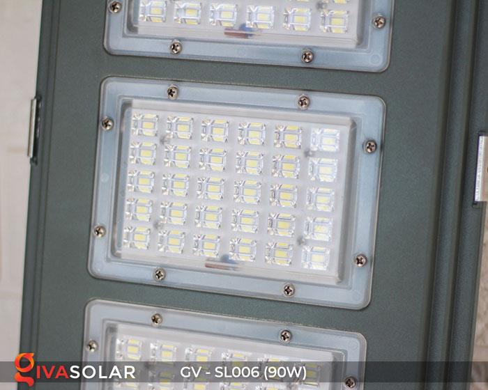 Đèn đường LED chạy năng lượng mặt trời GV-SL006 7