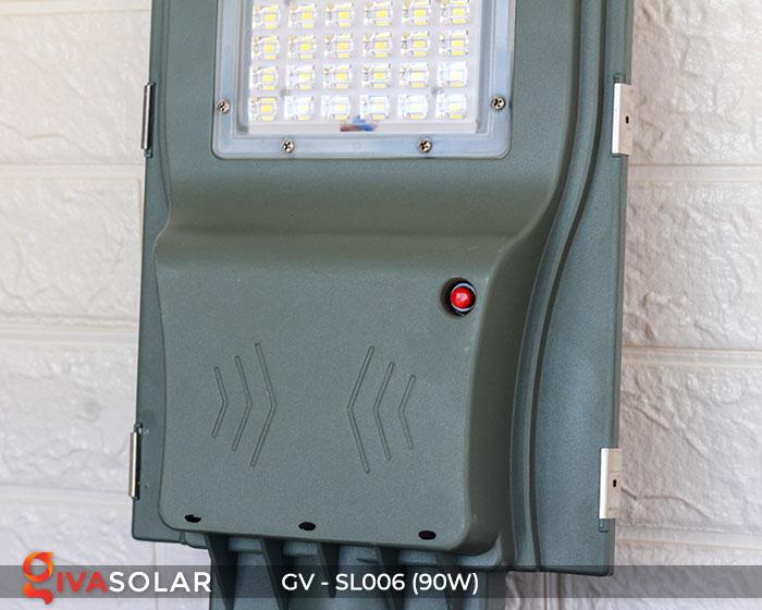 Đèn đường LED chạy năng lượng mặt trời GV-SL006 8