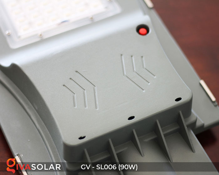 Đèn đường LED chạy năng lượng mặt trời GV-SL006 9