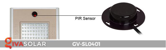 Đèn đường LED năng lượng mặt trời GV-SL0401 10