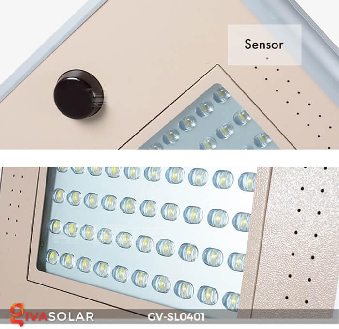 Đèn đường LED năng lượng mặt trời GV-SL0401 11