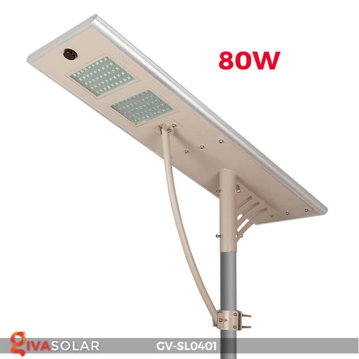 Đèn đường LED năng lượng mặt trời GV-SL0401 3