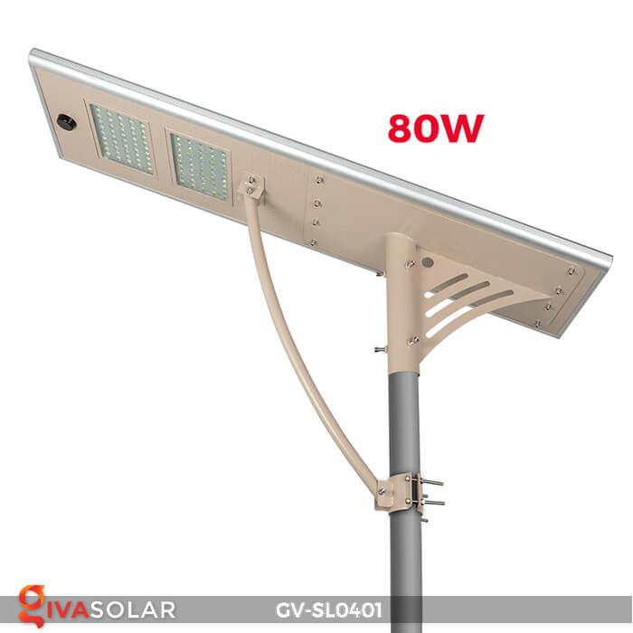Đèn đường LED năng lượng mặt trời GV-SL0401 4