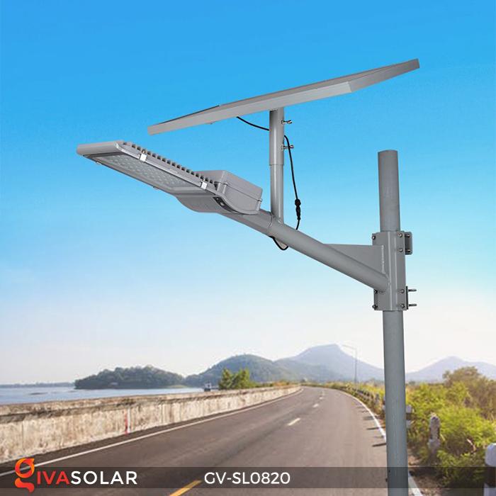 Đèn chiếu sáng đường năng lượng mặt trời GV-SL0820 2