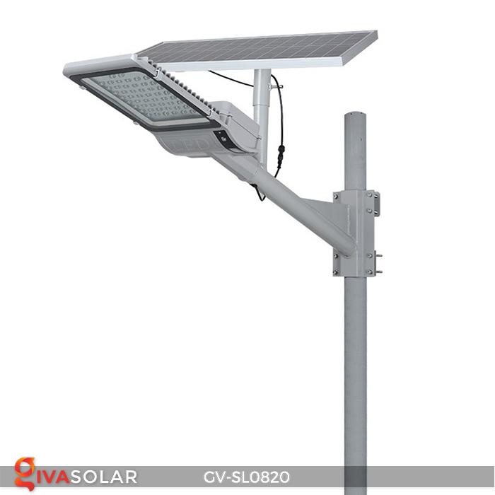 Đèn chiếu sáng đường năng lượng mặt trời GV-SL0820 3