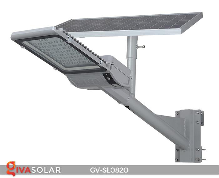 Đèn chiếu sáng đường năng lượng mặt trời GV-SL0820 4