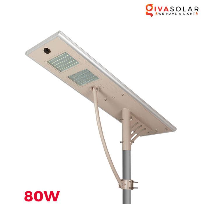Đèn đường LED năng lượng mặt trời GV-SL0401