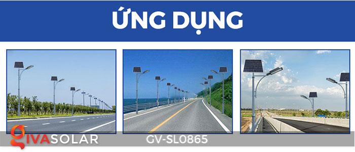Đèn đường phố năng lượng mặt trời GV-SL0865 14
