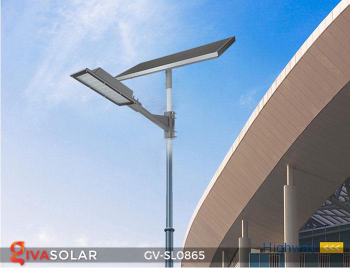 Đèn đường phố năng lượng mặt trời GV-SL0865 15