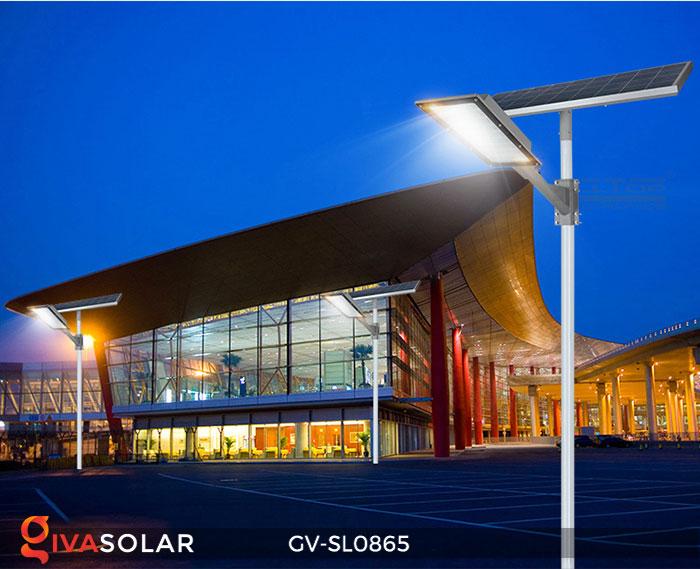 Đèn đường phố năng lượng mặt trời GV-SL0865 16