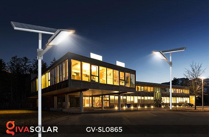 Đèn đường phố năng lượng mặt trời GV-SL0865 17