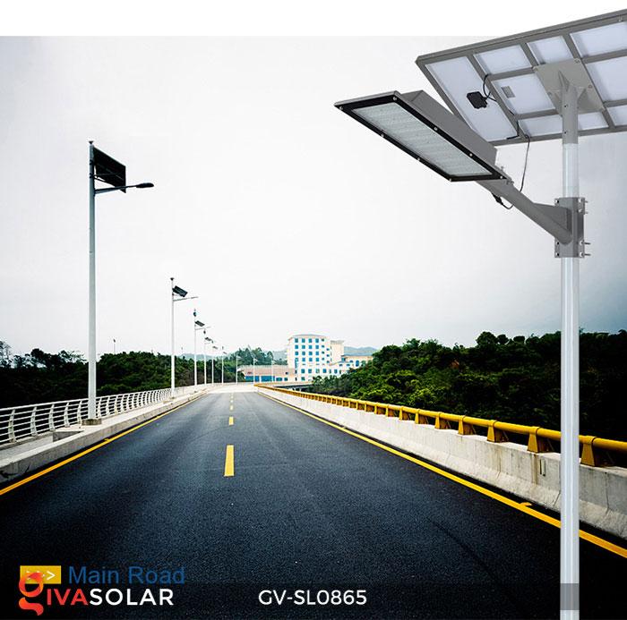 Đèn đường phố năng lượng mặt trời GV-SL0865 3