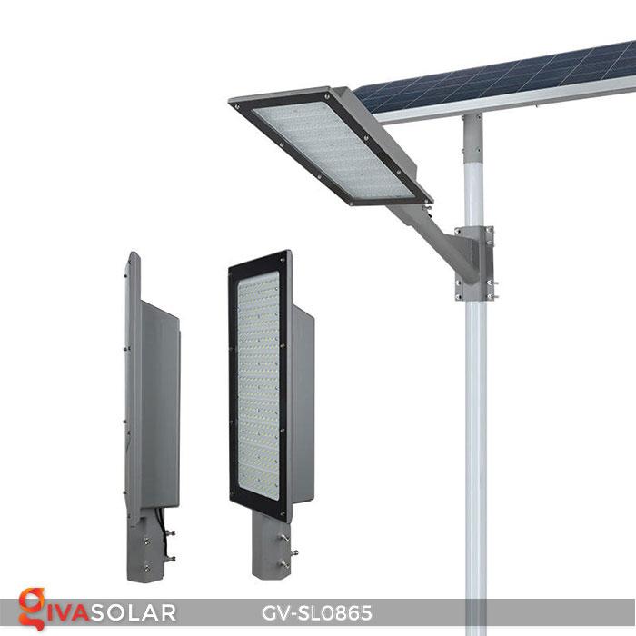 Đèn đường phố năng lượng mặt trời GV-SL0865 4