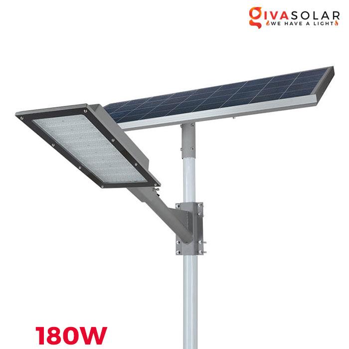 Đèn đường phố năng lượng mặt trời GV-SL0865