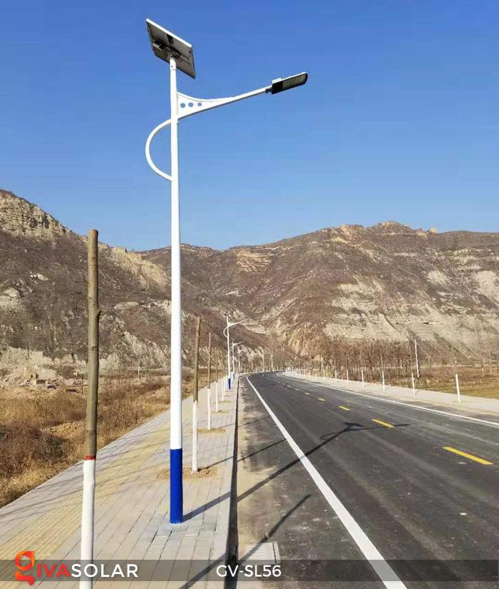 đèn chiếu sáng đường năng lượng mặt trời GV-SL56 20