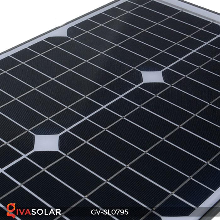 Đèn đường LED chạy năng lượng mặt trời GV-SL0795 11