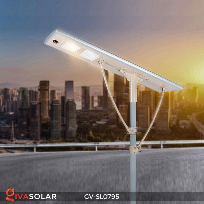 Đèn đường LED chạy năng lượng mặt trời GV-SL0795 3