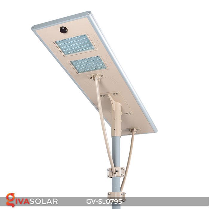 Đèn đường LED chạy năng lượng mặt trời GV-SL0795 5