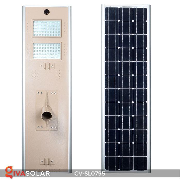 Đèn đường LED chạy năng lượng mặt trời GV-SL0795 7