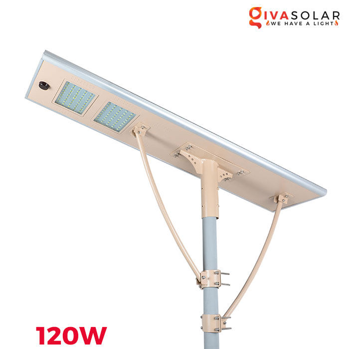 Đèn đường LED chạy năng lượng mặt trời GV-SL0795