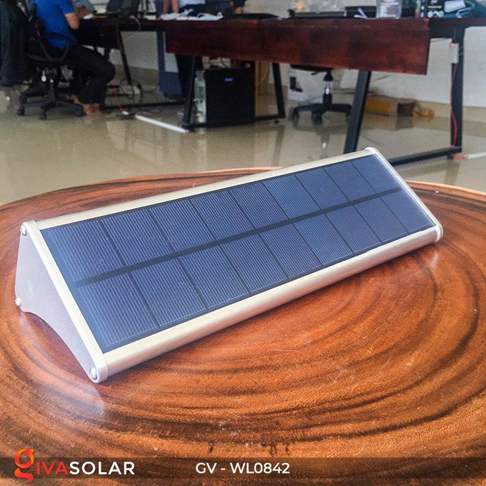 Đèn gắn tường năng lượng mặt trời GV-wL0842 16