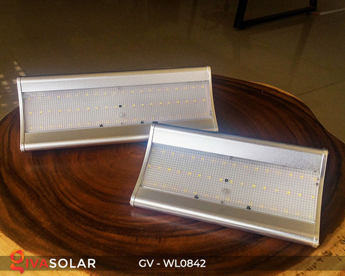Đèn gắn tường năng lượng mặt trời GV-wL0842 2