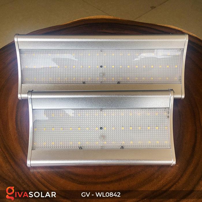 Đèn gắn tường năng lượng mặt trời GV-wL0842 3