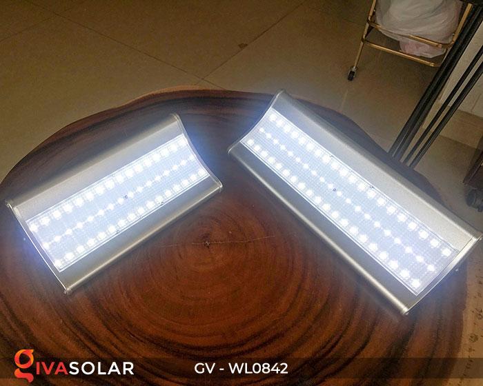 Đèn gắn tường năng lượng mặt trời GV-wL0842 4
