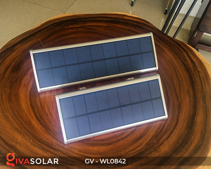 Đèn gắn tường năng lượng mặt trời GV-wL0842 5