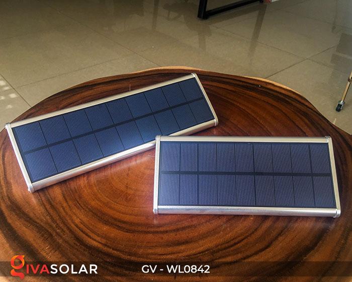 Đèn gắn tường năng lượng mặt trời GV-wL0842 6