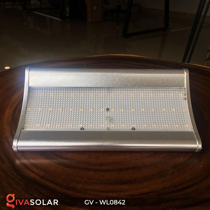 Đèn gắn tường năng lượng mặt trời GV-wL0842 8