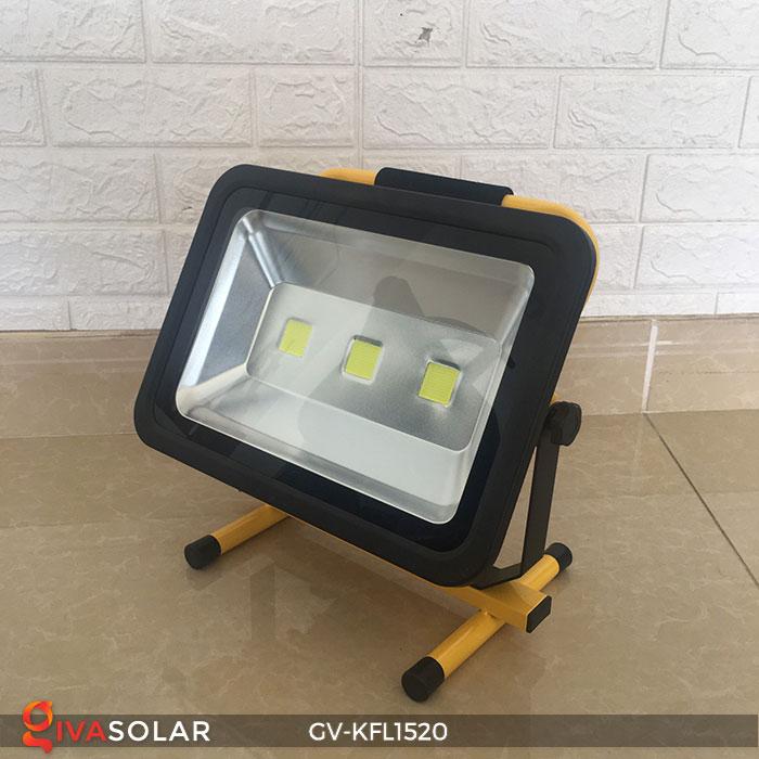 Đèn LED pha sạc công suất lớn GV-KFL1520 2